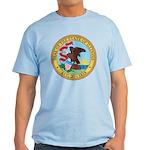 Illinois Seal Light T-Shirt