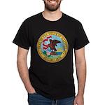 Illinois Seal Dark T-Shirt