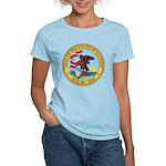 Illinois Seal Women's Light T-Shirt