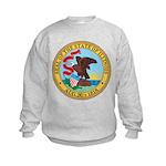Illinois Seal Kids Sweatshirt