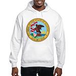 Illinois Seal Hooded Sweatshirt