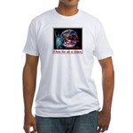 Stealing Freedom:  Fitted T-Shirt