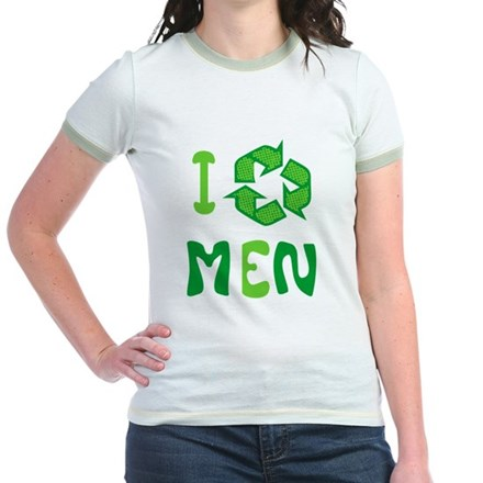 I Recycle Men T