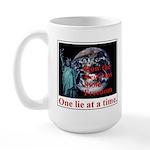 Stealing Freedom:  Large Mug