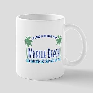 Myrtle Beach Happy Place - Mug