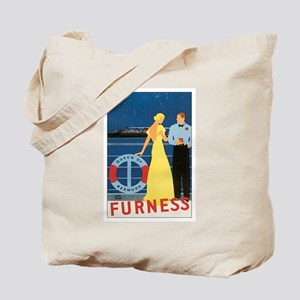 Bermuda Queen Tote Bag