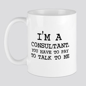 I'm a Consultant. You Have to Mug