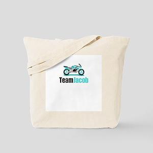 Team Jacob Tote Bag