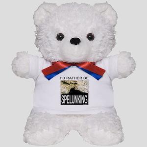 SPELUNKER Teddy Bear