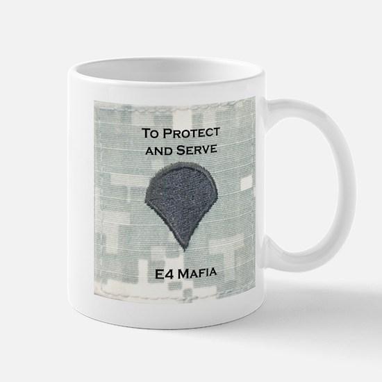 E4 Mafia Mug