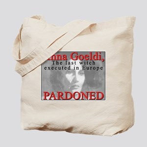 Witch PARDONED by Govt Tote Bag