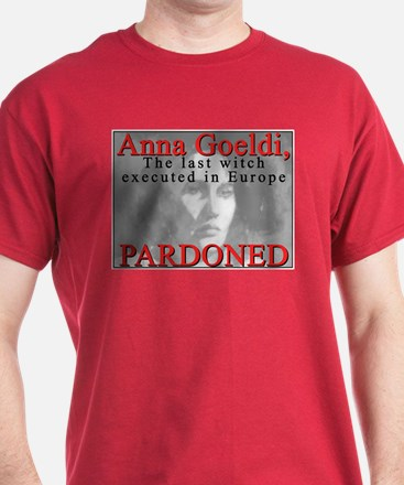 Witch PARDONED by Govt T-Shirt