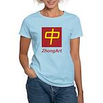 ZhongArt Women's Light T-Shirt