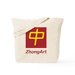 ZhongArt Tote Bag