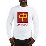 ZhongArt Long Sleeve T-Shirt