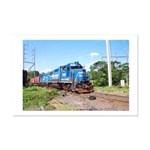 Spirit Of Conrail Mini Poster Print