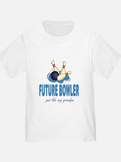 Future Bowler Like Grandpa T
