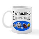 Real Athletes Mug