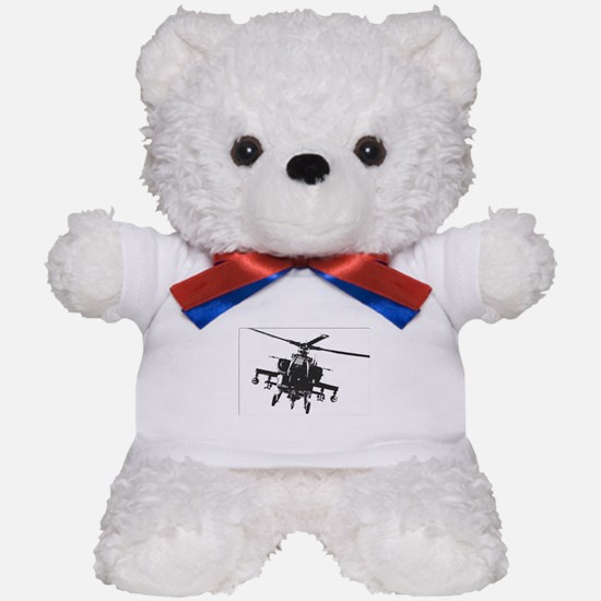 Apache Teddy Bear