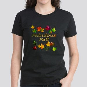 Fabulous Fall Women's Dark T-Shirt