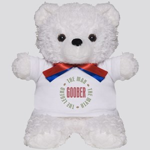 Goober Man Myth Legend Teddy Bear