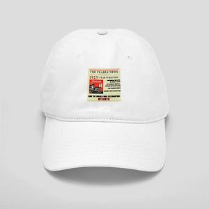 born in 1923 birthday gift Cap