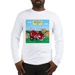 Campsite Compactor Long Sleeve T-Shirt