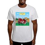 Campsite Compactor Light T-Shirt