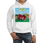 Campsite Compactor Hooded Sweatshirt