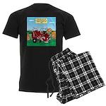 Campsite Compactor Men's Dark Pajamas