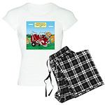 Campsite Compactor Women's Light Pajamas