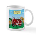 Campsite Compactor 11 oz Ceramic Mug