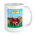 Campsite Compactor 15 oz Ceramic Large Mug