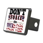 Donald Trump Card Hitch Cover