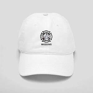 Firefighter Wedding Cake Cap