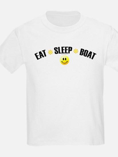 Eat, Sleep, Boat T-Shirt