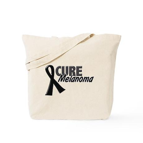 CURE Melanoma 5 Tote Bag