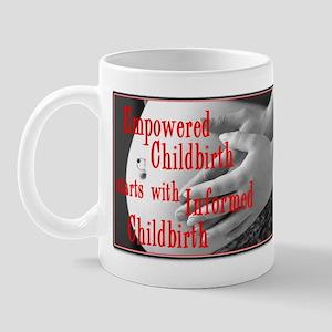 Empowered Childbirth Mug