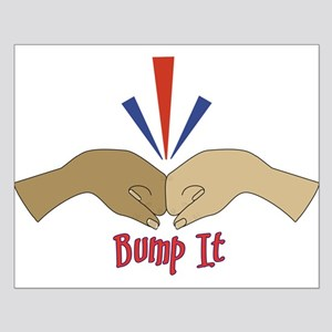Fist Bump Small Poster