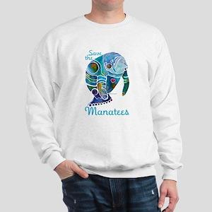 Manatees Sweatshirt