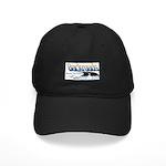 Backroads Logo Black Cap