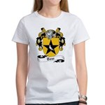 Dow Family Crest Women's T-Shirt
