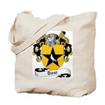 Dow Family Crest Tote Bag