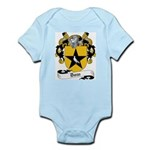 Dow Family Crest Infant Creeper