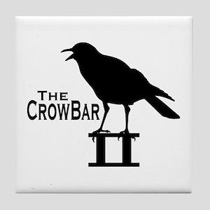 TheCrowBar2 Tile Coaster
