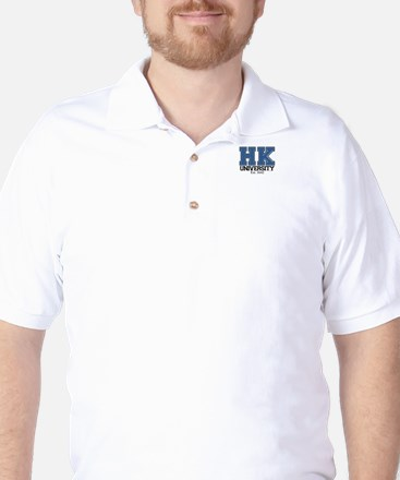 Hard Knock University Golf Shirt