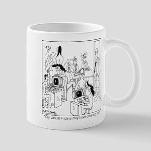 Casual Fridays Mug