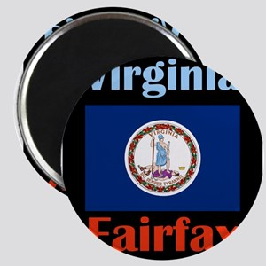 Fairfax Virginia Magnets
