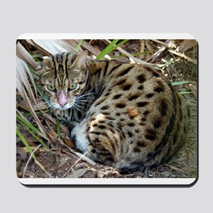 Bengal Cat Mousepad