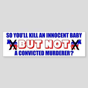 Innocent Baby or Convicted Murderer?